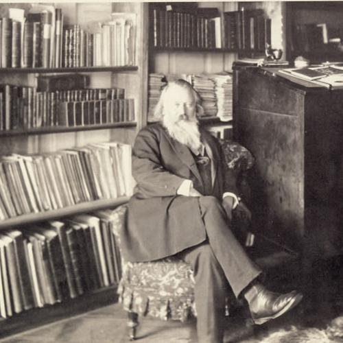 """Brahms """"5th symphony"""",  1st mvt"""