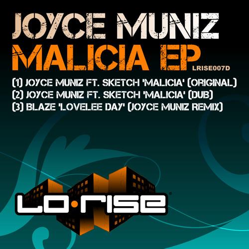 Joyce Muniz Featuring Sketch - Malicia Original [LoRise]