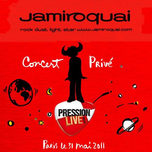 Jamiroquai - Pression Live - Love Foolosophy