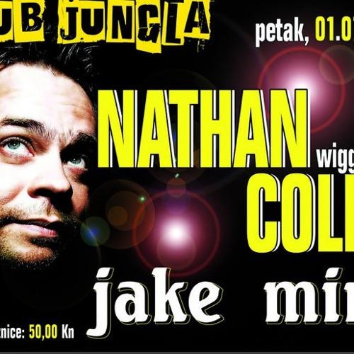Nathan Coles live @ Jungla Club - Split 1.07.11