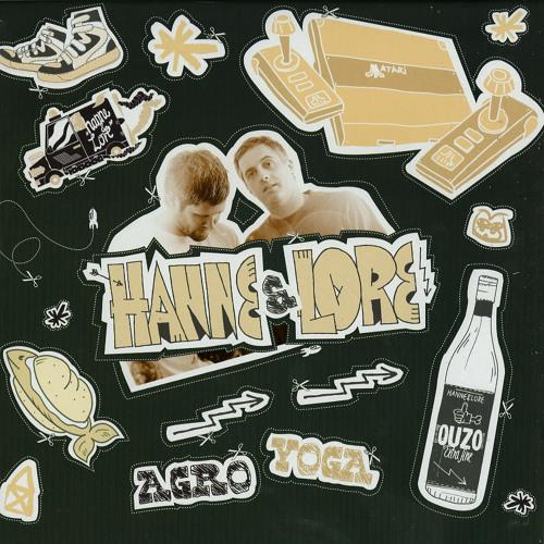Hanne & Lore - Agro Yoga EP
