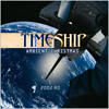 Cosmic Radio Message by Timeship