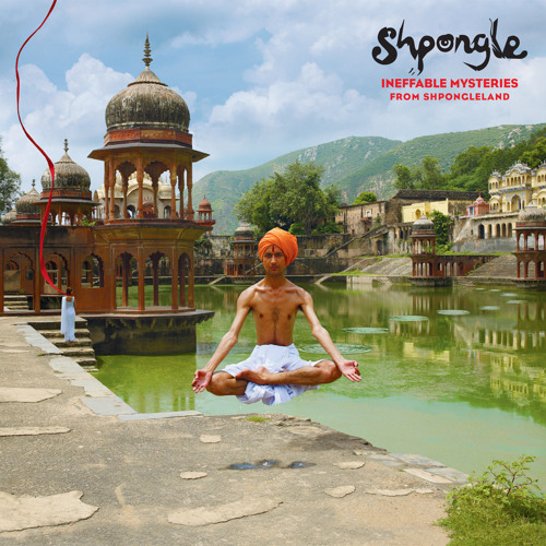 Shpongle - Nothing Is Something Worth Doing