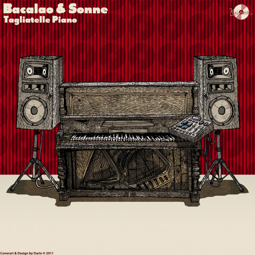 Bacalao & Sonne - Tagliatelle Piano