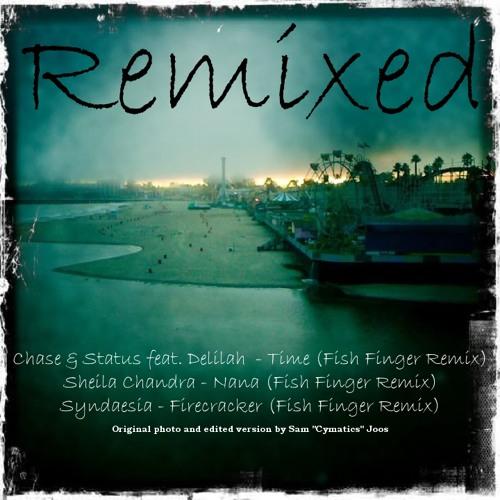 Sheila Chandra - Nana (The Dreaming) (Fish Finger Remix)