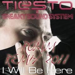 Tiesto&Wolfgang Gartner - I will be here (ROMM remix 2011)