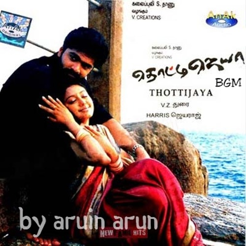 Thotti Jaya Love Theme BGM's [HQ] Ripped By Aruin Arun by