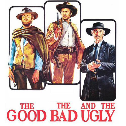 THE GOOD, THE BAD & THE UGLY