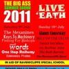 Edelweiss Pirates - Live @ Big Ass Summer 2011