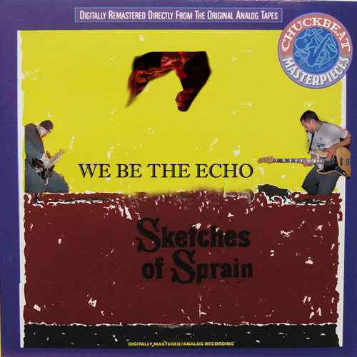 WE BE THE ECHO - Sketches Of Sprain