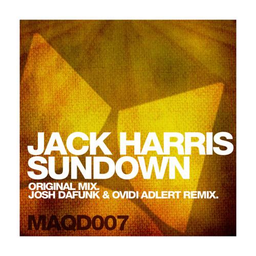 Jack Harris - Sundown [MAQD007]