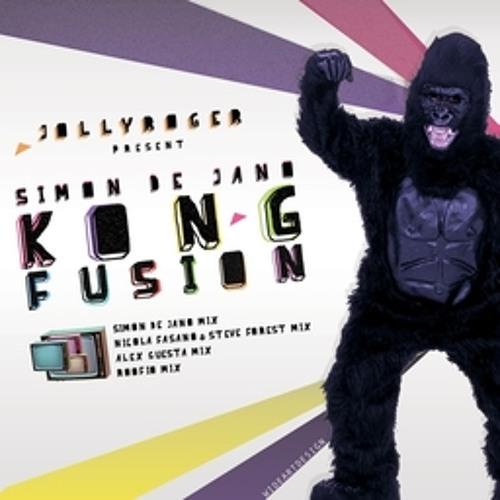 Simon De Jano - Kong Fusion (Pongo Boy Edit Remix)