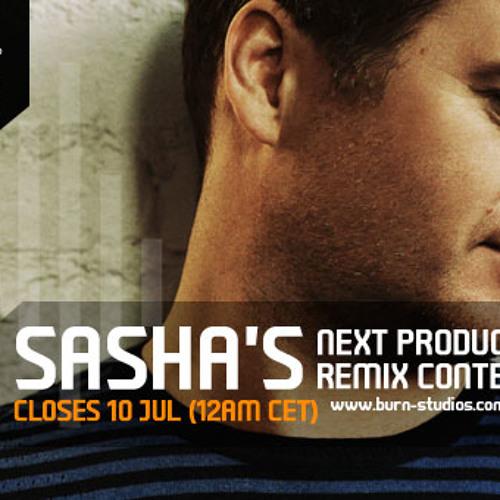 Sasha - Cut Me Down (Mr Meeks' Woof Mix)