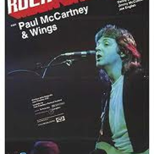 PAUL MCCARTNEY - Rock Show (different version)