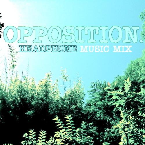 headphone music mix