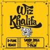 Wiz Khalifa ft. Snoop Dogg, Juicy J, T-Pain - Black&Yellow D-Crunk Remix