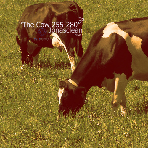 The Cow 255-280 EP JONASCLEAN / Following me > http://soundcloud.com/puremomentrecords