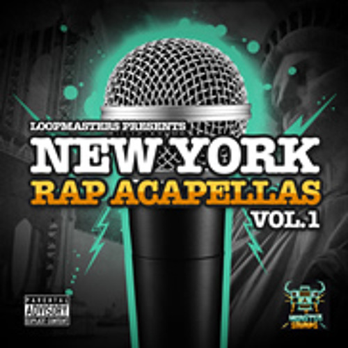 New York Rap Acapellas Vol.1