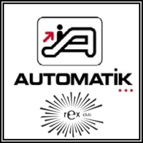 Antony Adam Recorded LIVE @ AUTOMATIK REX CLUB PARIS July 8th 2011 (master)