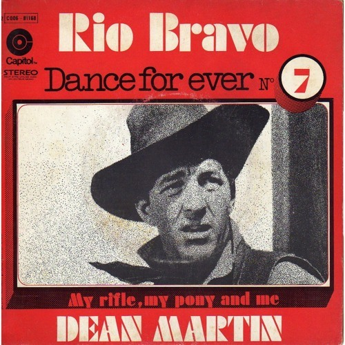 Dean Martin & Ricky Nelson - My rifle, my pony and me