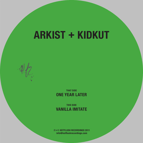 Arkist & Kidkut - One Year Later / Vanilla Imitate (HFT016 Preview)