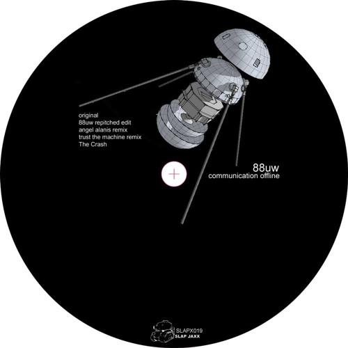 88uw - Communication Offline (Trust the Machine remix) - Slap Jaxx 112kbps