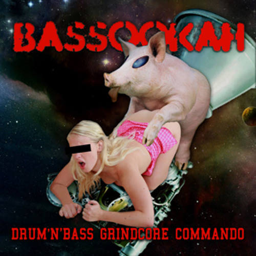 BASSOOKAH - Return Of The Alien Pigs (demo) - NKS prod 65