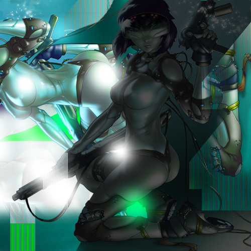 Making of a Cyborg (DaDa KingZ Modified Tabla Remix)