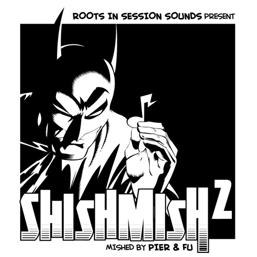 SHISHMISH 2 MIXTEJP - PIER&FU (RIS SOUNDS)