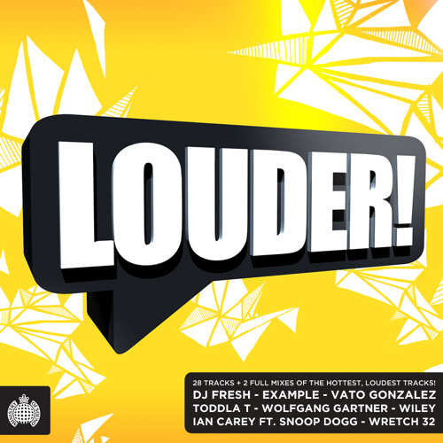 Louder! Mini-Mix!