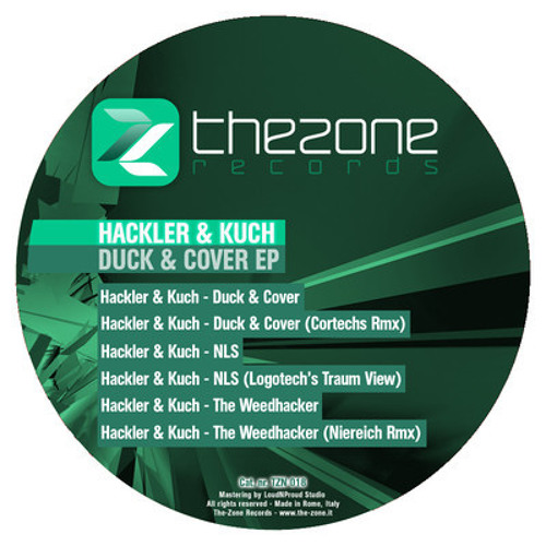 [TZN018] Hackler & Kuch - Duck and Cover (Original Mix) The Zone Records