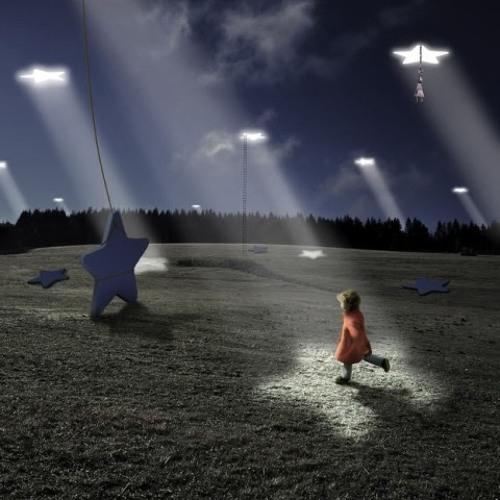 "Andreya Triana - ""Draw the stars"" (FLeCK remix)"