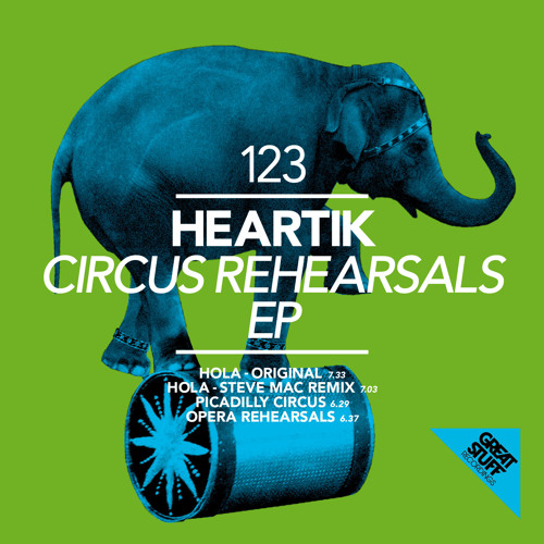 Heartik - Opera Rehearsals (Original Mix)
