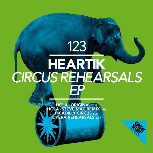 Heartik - Hola! (Original Mix)