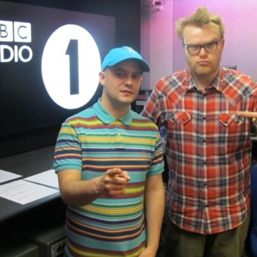 Harry Shotta VS Classical & Oprea (Taken From Huw Stephens Radio 1 Show)