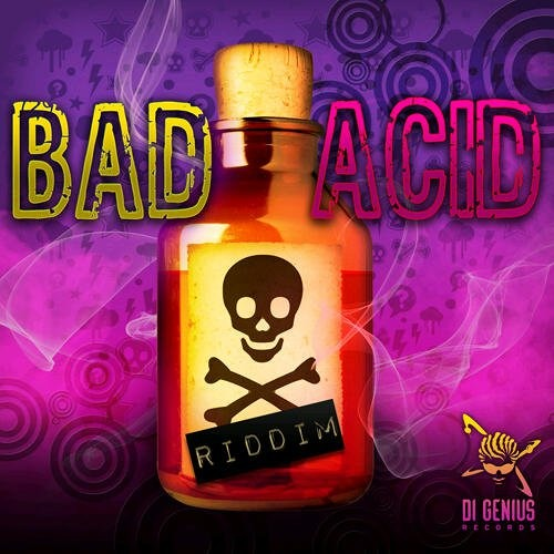 T'Nez - Silent River - Bad Acid Riddim - Di Genius