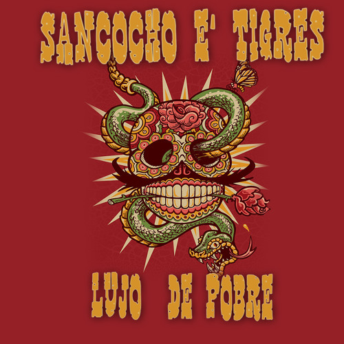 Sancocho e' Tigres - Lujo de Pobre (THE POBRETONS Cumbia Dub Remix) FREE DOWNLOAD