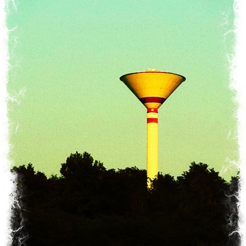 patience's tear (water tower) - William Capizzi