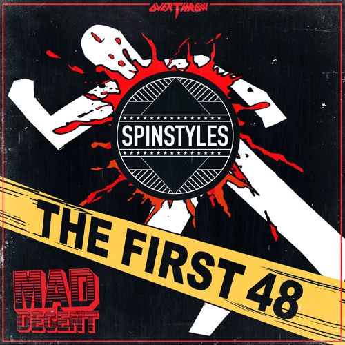 """The First 48"" Mad Decent X Overthrow Mixtape"