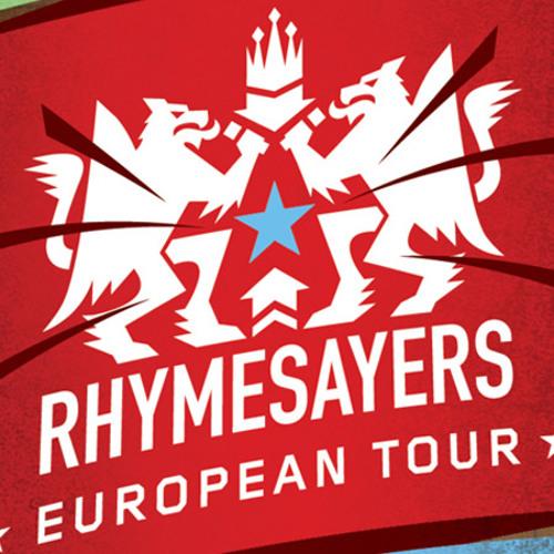 Rhymesayers European Tour Playlist