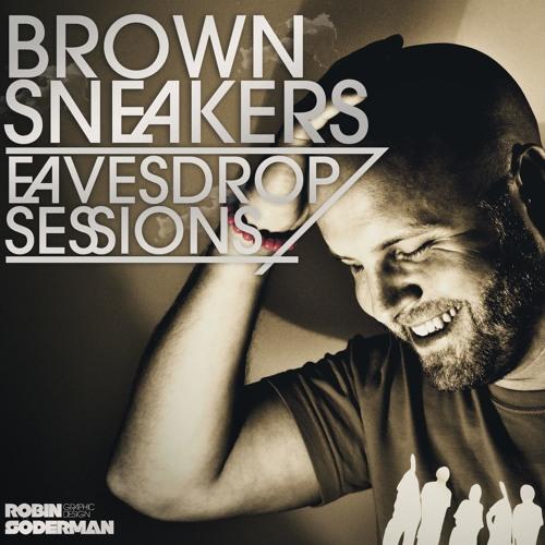 EAVESDROP SESSIONS #009 BROWN SNEAKERS