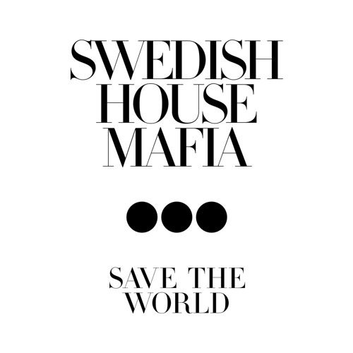 Swedish House Mafia feat. John Martin - Save The World (Teaser)