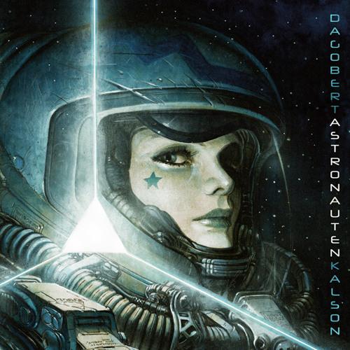 "Dagobert & Kalson ""Astronauten"" EP medley (Dominance Electricity) ...12"" Vinyl, CD, MP3"