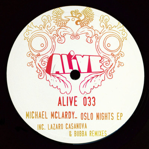 Michael McLardy - Deep nothing (Lazaro Casanova Miami Vice Mix) /// Snippet
