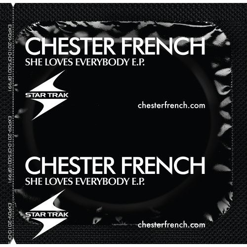 Chester French - Somebody Loves Me (Steve Aoki Remix)