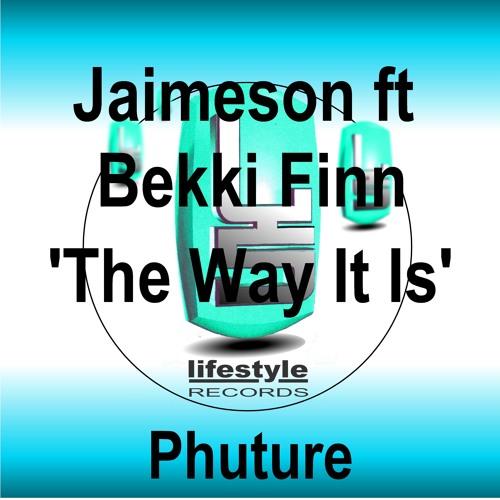 Jaimeson ft Bekki Finn - The Way It Is (Radio Edit)