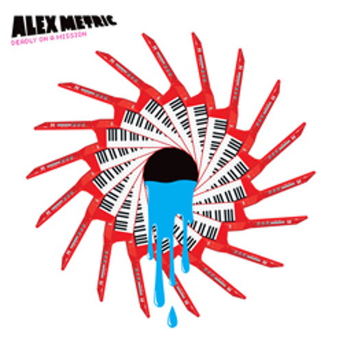 Alex Metric - Deadly On A Mission