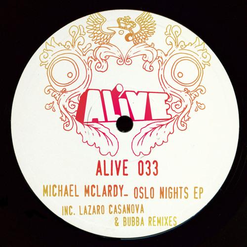 Michael McLardy - Deep Nothing [ALiVE033]