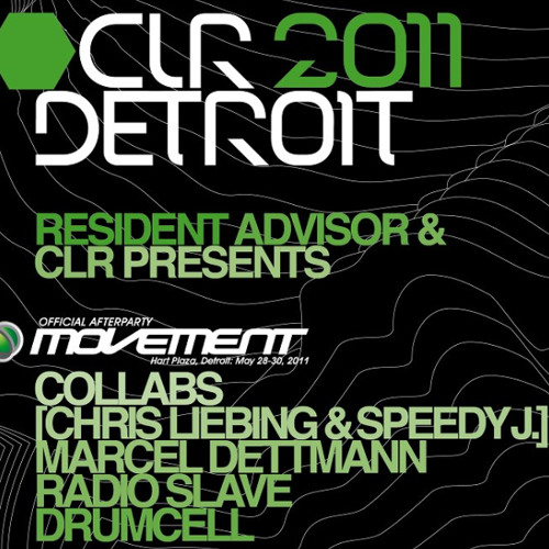 Drumcell Live @Detroit CLR after party_Get The Curse Podcast #146