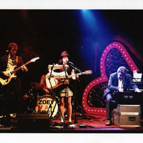 'IOU (Mimi's Pop Version)' by Zoey Van Goey with David Paul Jones